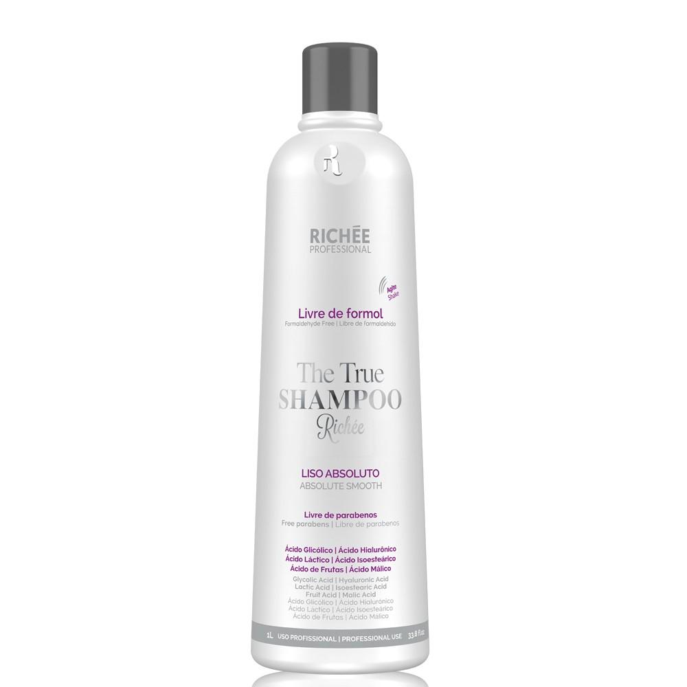Richée Profissional The True Shampoo que Alisa 1Litro