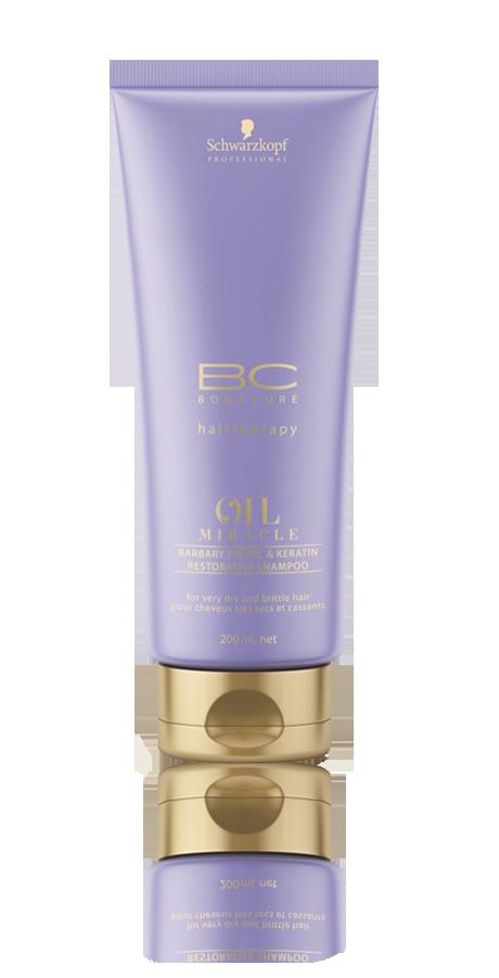 Schwarzkopf Bc Bonacure Oil Miracle Barbary Fig Shampoo 200ml