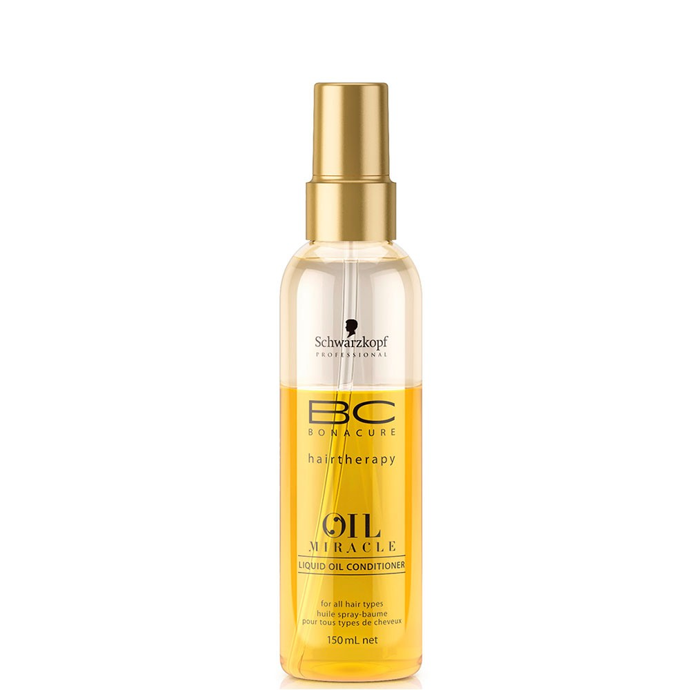 Schwarzkopf Bc Bonacure Oil Miracle Leave-in em Spray 150ml
