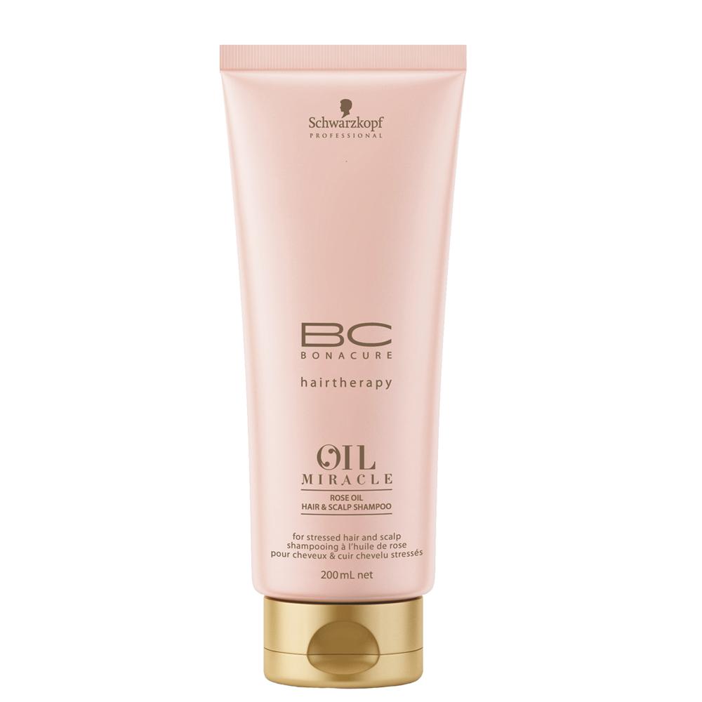 Schwarzkopf Bc Bonacure Oil Miracle Rose Shampoo 200ml