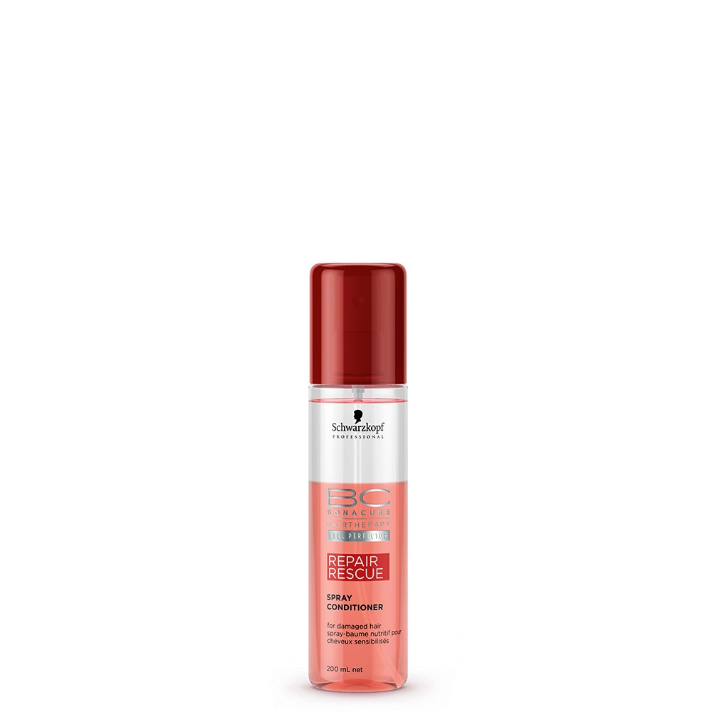 Schwarzkopf BC Bonacure Repair Rescue Spray Condicionador 200ml