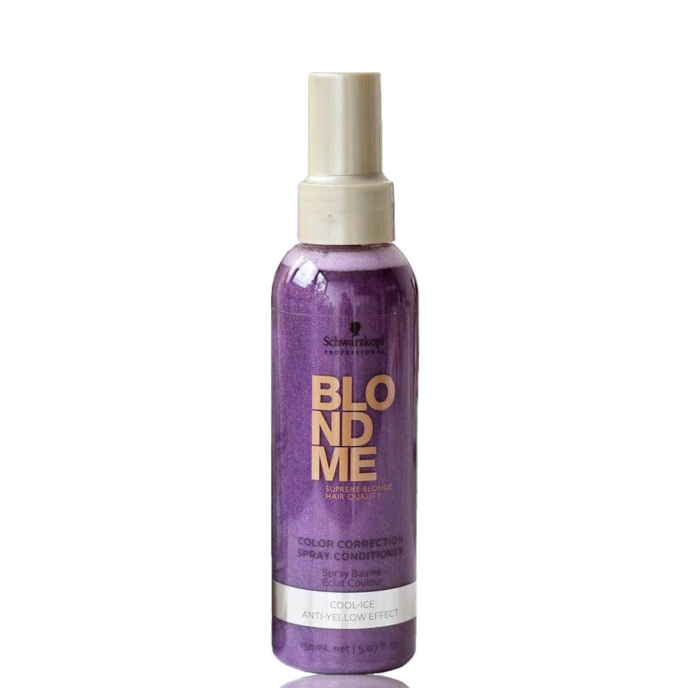 Schwarzkopf Blond Me Color Correction Spray Conditioner 150ml