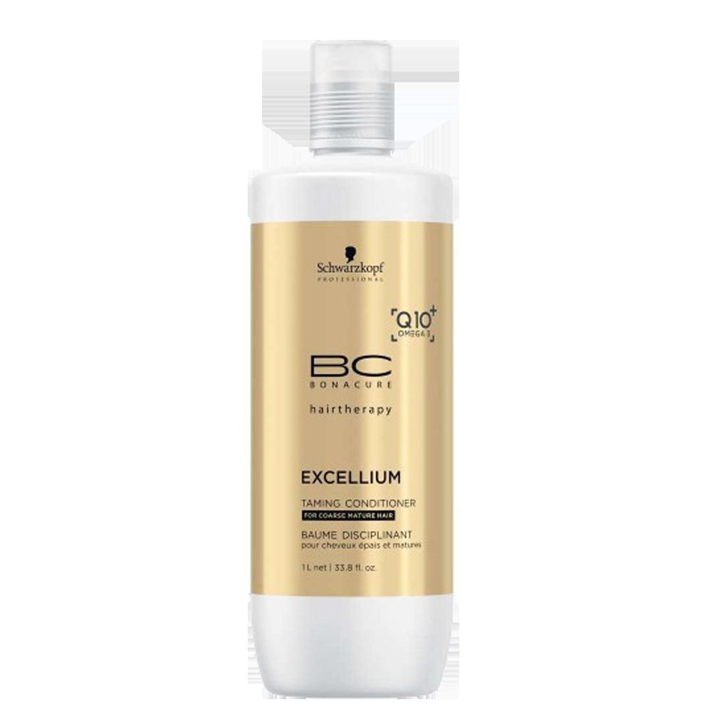 Schwarzkopf Bonacure Excellium Taming Shampoo Disciplinante 1000ml