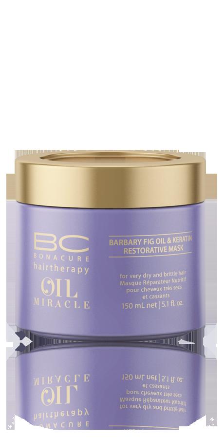 Schwarzkopf Bonacure Oil Miracle Barbary Fig Oil Máscara Restauradora 150ml