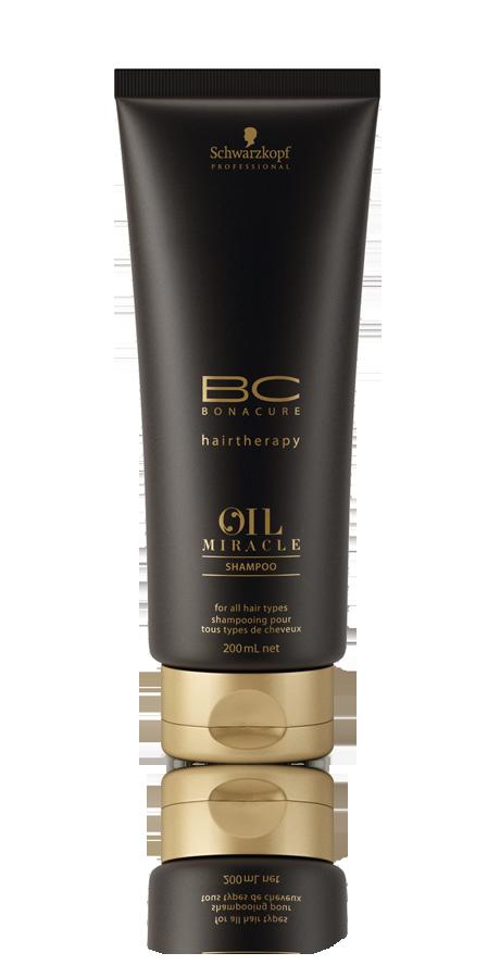 Schwarzkopf Bonacure Oil Miracle Shampoo 200ml