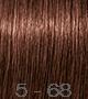Schwarzkopf Igora Royal 5-68 Castanho Claro Marrom Vermelho 60g