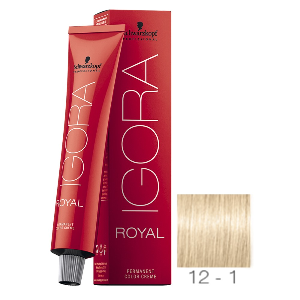 Schwarzkopf Igora Royal Highlifts 12-1 Super Clareador Cinza 60g