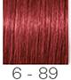 Schwarzkopf Igora Vibrance 6-89 Louro Escuro Vermelho Violeta 60g
