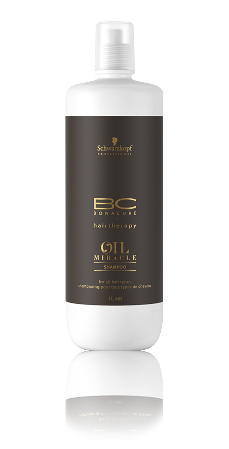 Schwarzkopf Professional BC Bonacure Oil Miracle Shampoo 1Litro