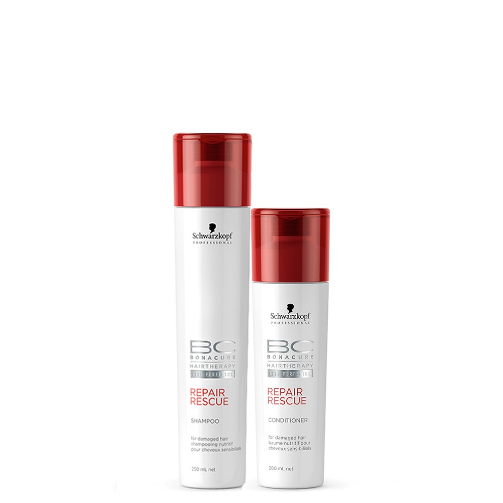 Schwarzkopf Professional BC Bonacure Repair Rescue Kit Duo
