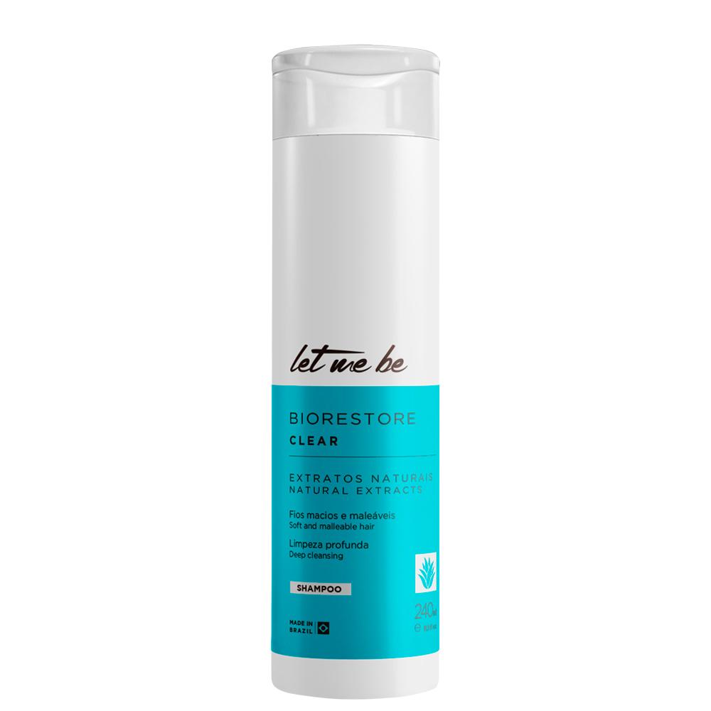 Shampoo Biorestore Clear Home Care 240ml
