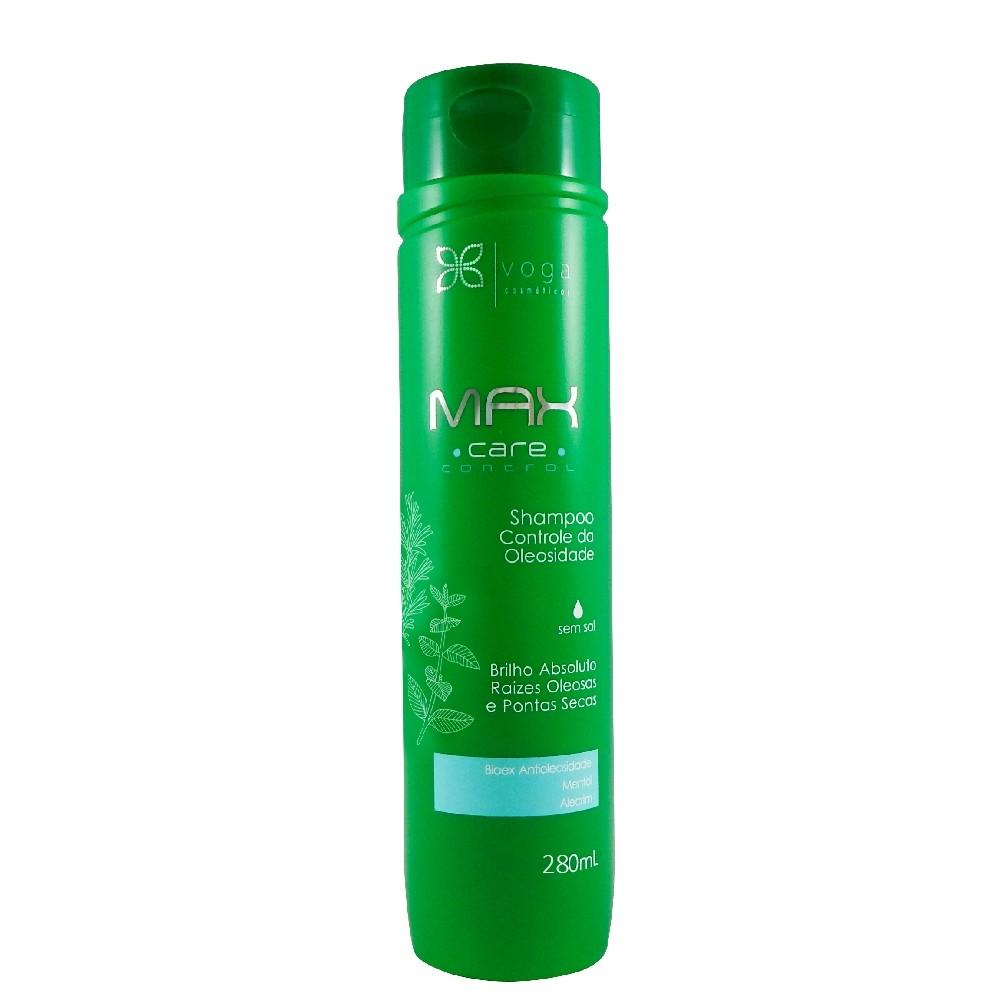 Shampoo Controle De Oleosidade Voga Max Care Control 280ml