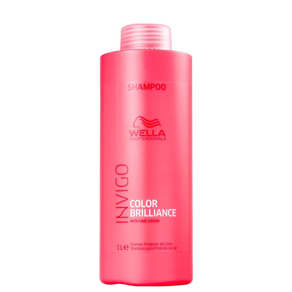 Shampoo Wella Invigo Color Brilliance Profissional 1L