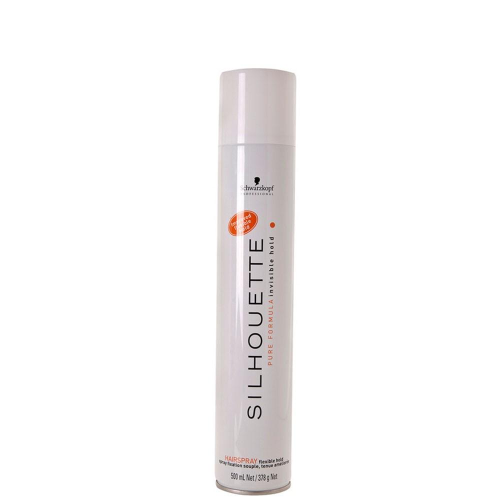 Silhouette Hair Spray Flexible Hold 500ml