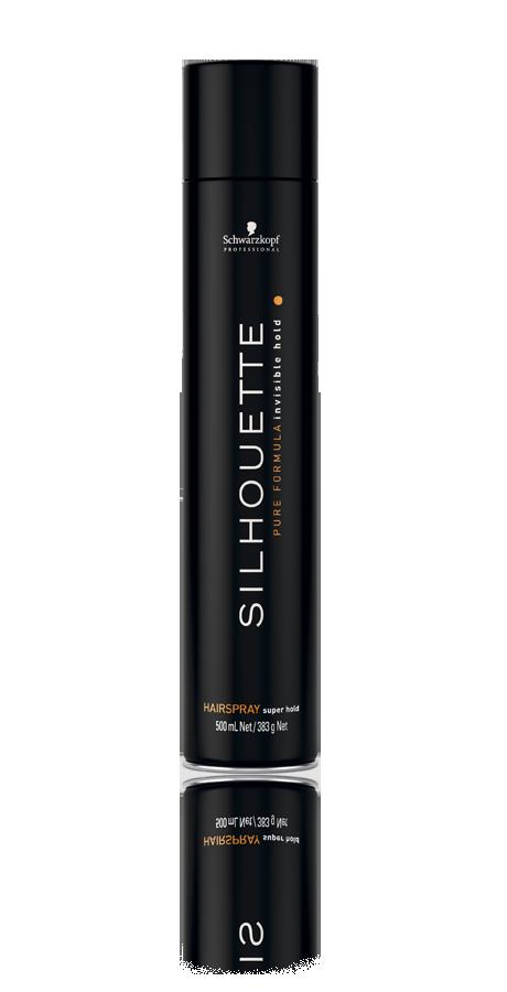 Silhouette Hair Spray Super Hold - Extra Forte 500ml
