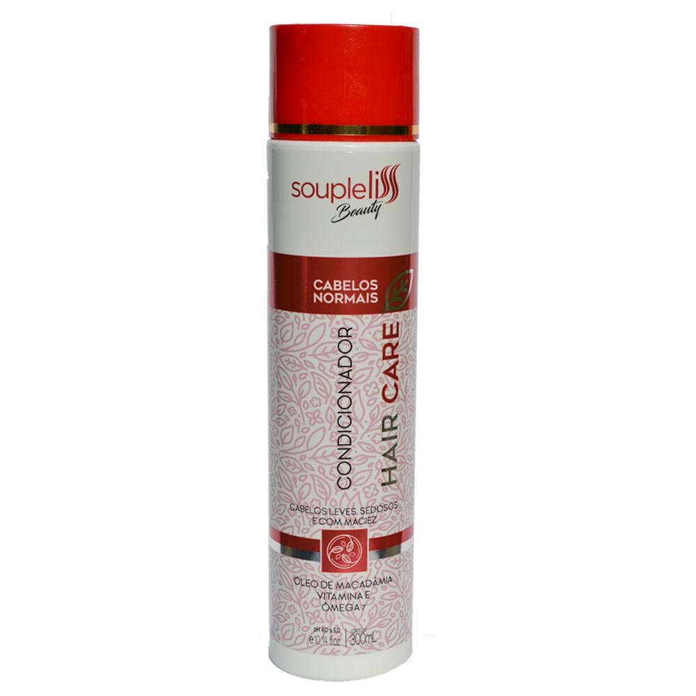 Soupleliss Beauty Hair Care Condicionador Para Cabelos Normais 300ml