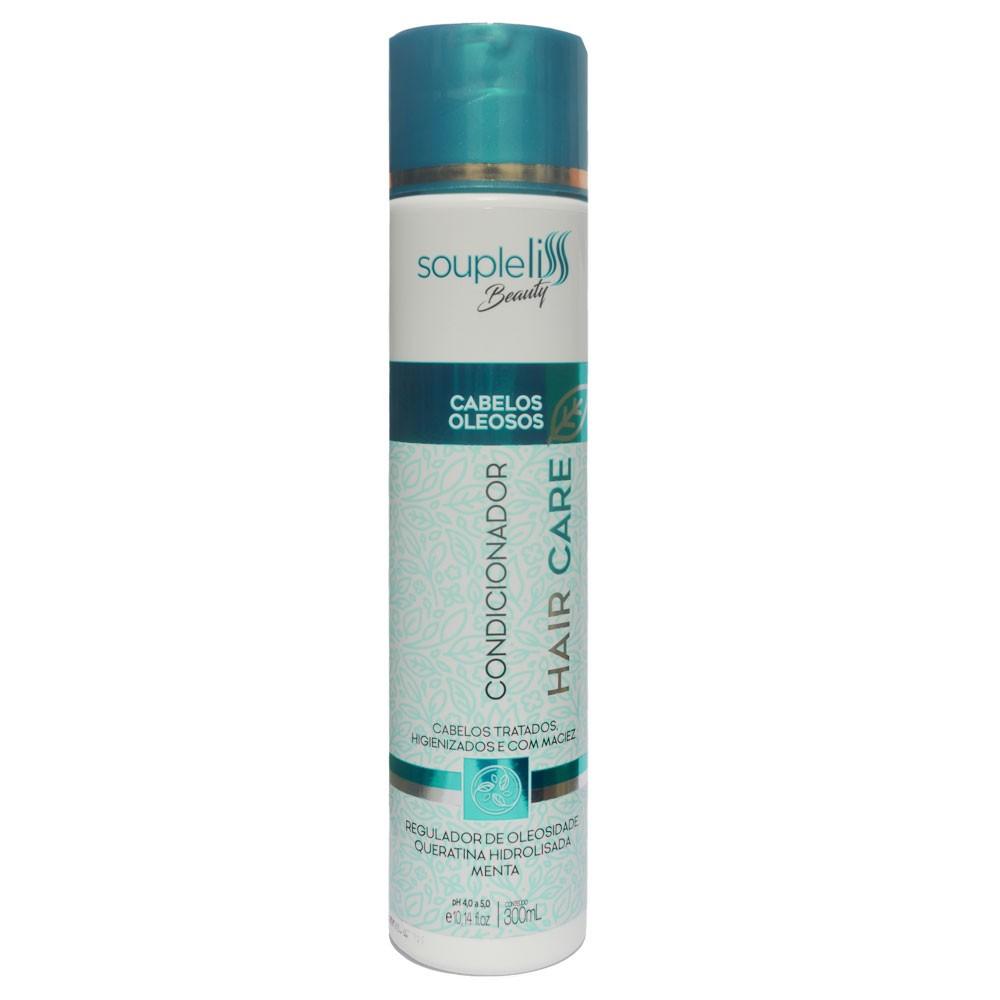 Soupleliss Beauty Hair Care Condicionador Para Cabelos Oleosos 300ml