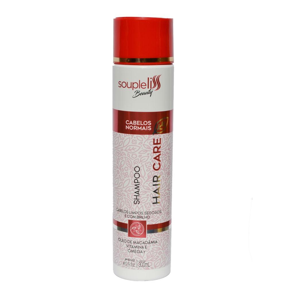 Soupleliss Beauty Hair Care Shampoo Para Cabelos Normais 300ml