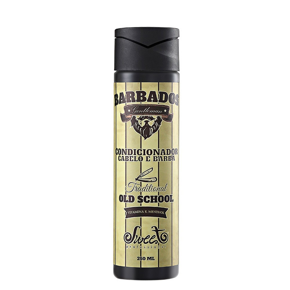 Sweet Hair Barbados Condicionador Masculino 250ml