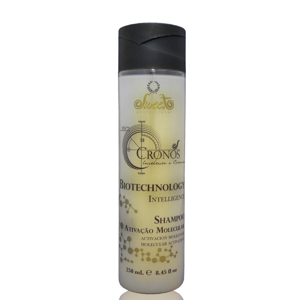 Sweet Hair Cronology Ativação Molecular Shampoo 250ml
