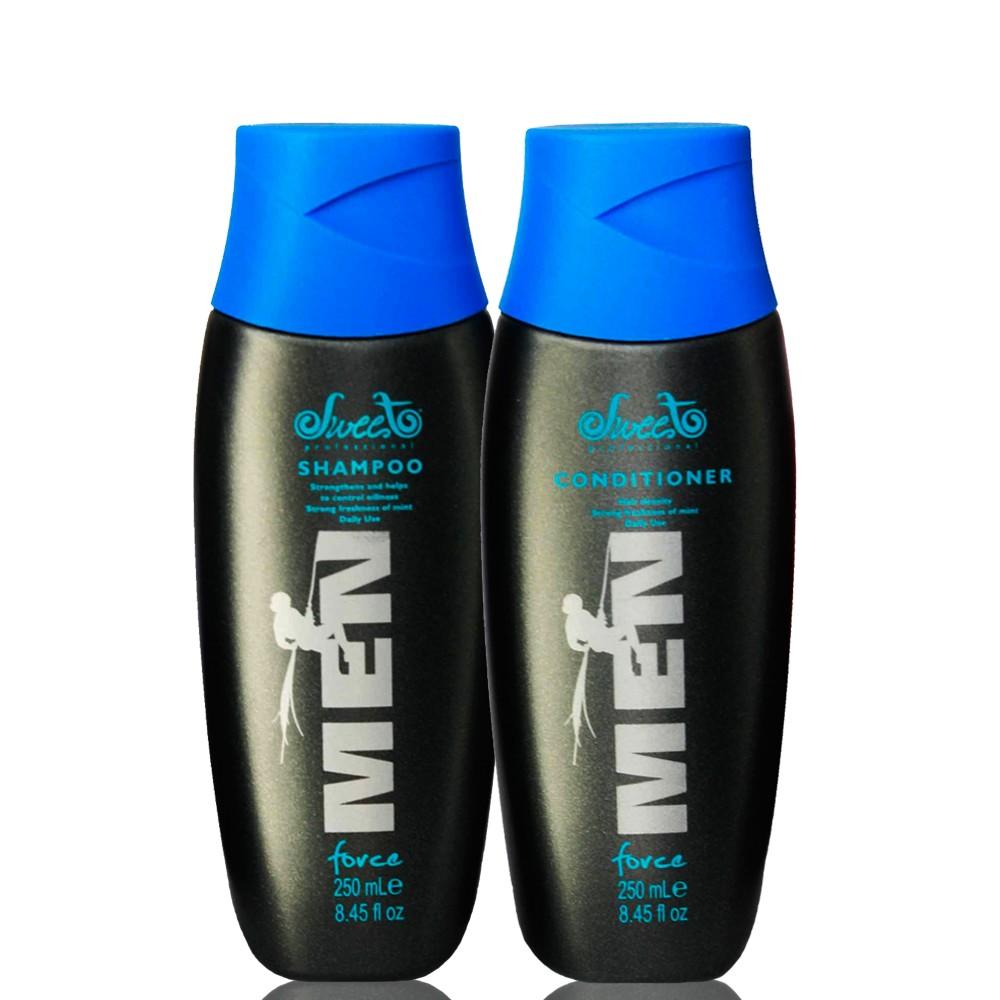 Sweet Hair Force Men Kit Duo (2 Produtos)