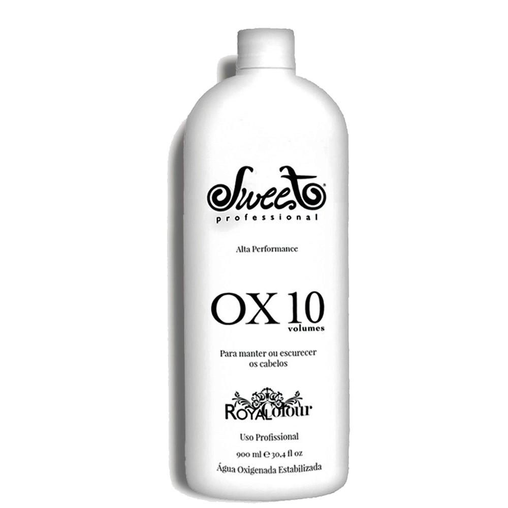 Sweet Hair Royal Colour Oxigenada 10 Volumes 900ml