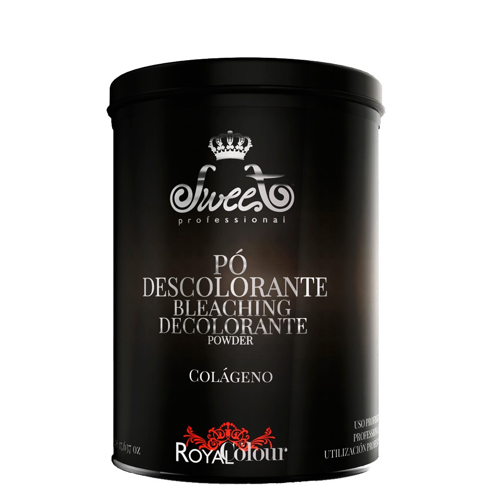 Sweet Hair Royal Colour Pó Descolorante 500g