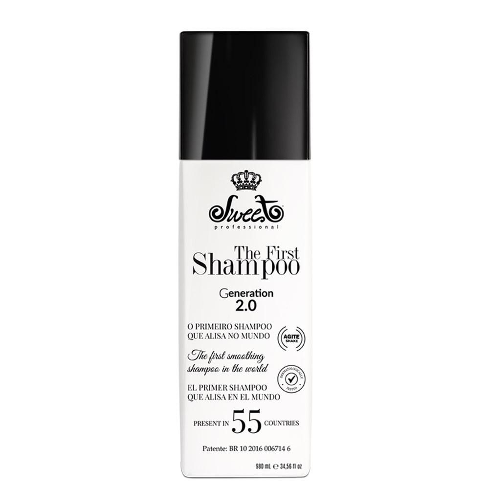 Sweet Hair Shampoo The First 2.0 980ML