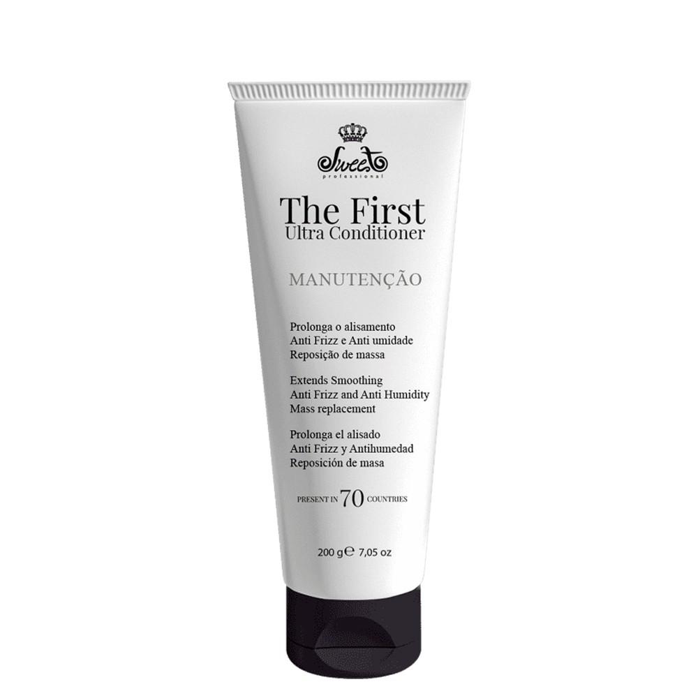Sweet Hair The First Máscara Manutenção 200g