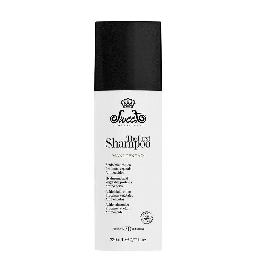 Sweet Hair The First Shampoo Manutenção 230ml