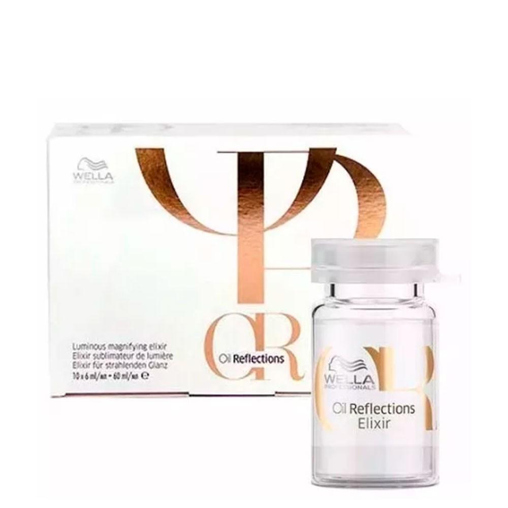 wella AG Luminosa Amplia Elixir 10ml X6