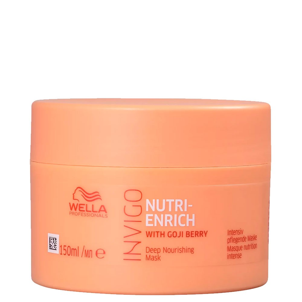 Wella Enrich Máscara Condicionante Cabelo Normal - 150ml