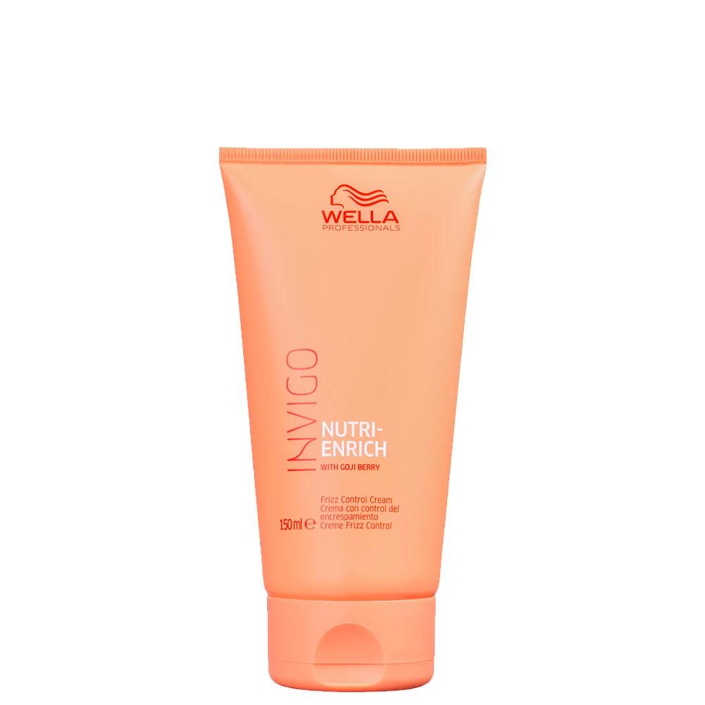 Wella Enrich Straight Cream Leave-in Hidrata e Restaura 150ml