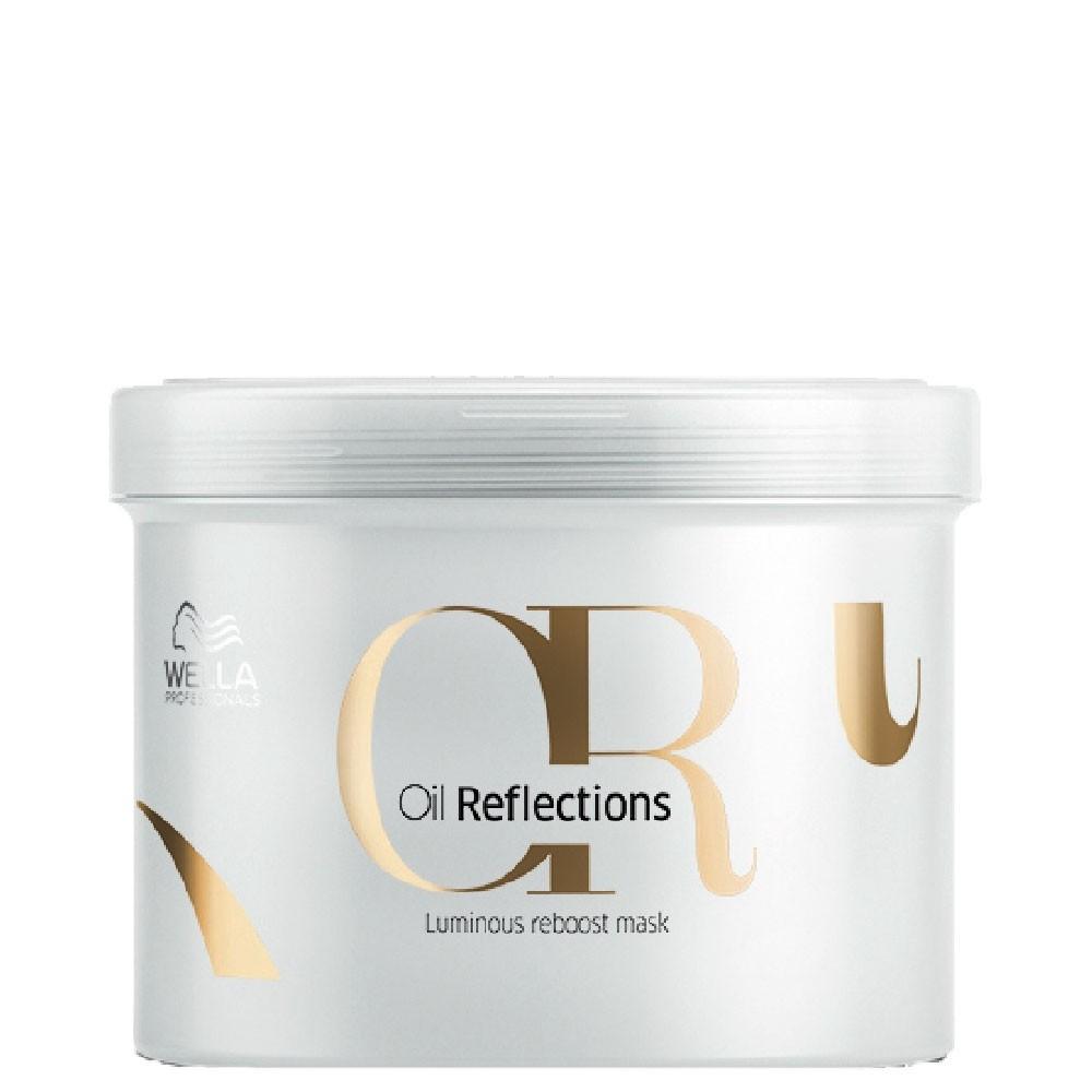 Wella Oil Reflections Mascara Nutritiva mais Luminosidade
