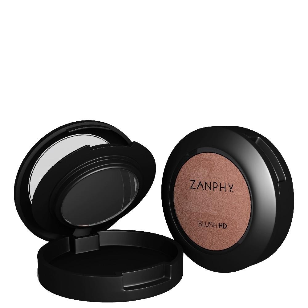 Zanphy Blush Bronze Natural 3 HD Special Line Maquiagem para Rosto