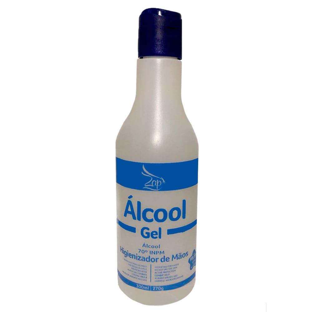Zap Hidratante Gel para Mãos 300ml