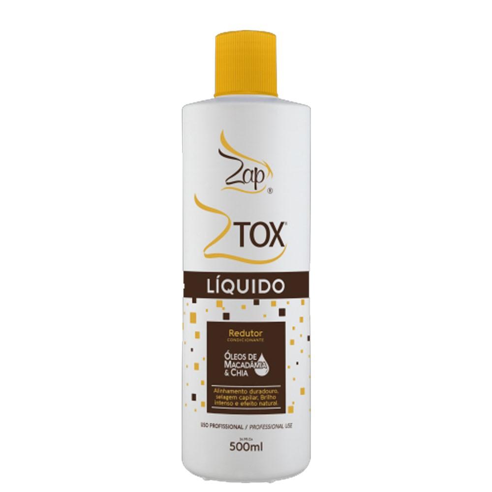 Zap Ztox Liquida Botox Capilar 500ml/16.9fl.oz