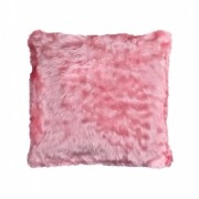 Almofada  Importada Sintetica 50x50cm Rosa
