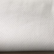 Tapete Importado Sintetico 0.97x1.40m Branco c/Antiderrapente