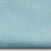 Tapete Importado Sintetico 1,00x1,50m Azul C/Antiderrapante