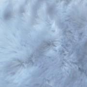 Tapete Importado Sintetico 1,45x2,00m Azul c/Antiderrapante