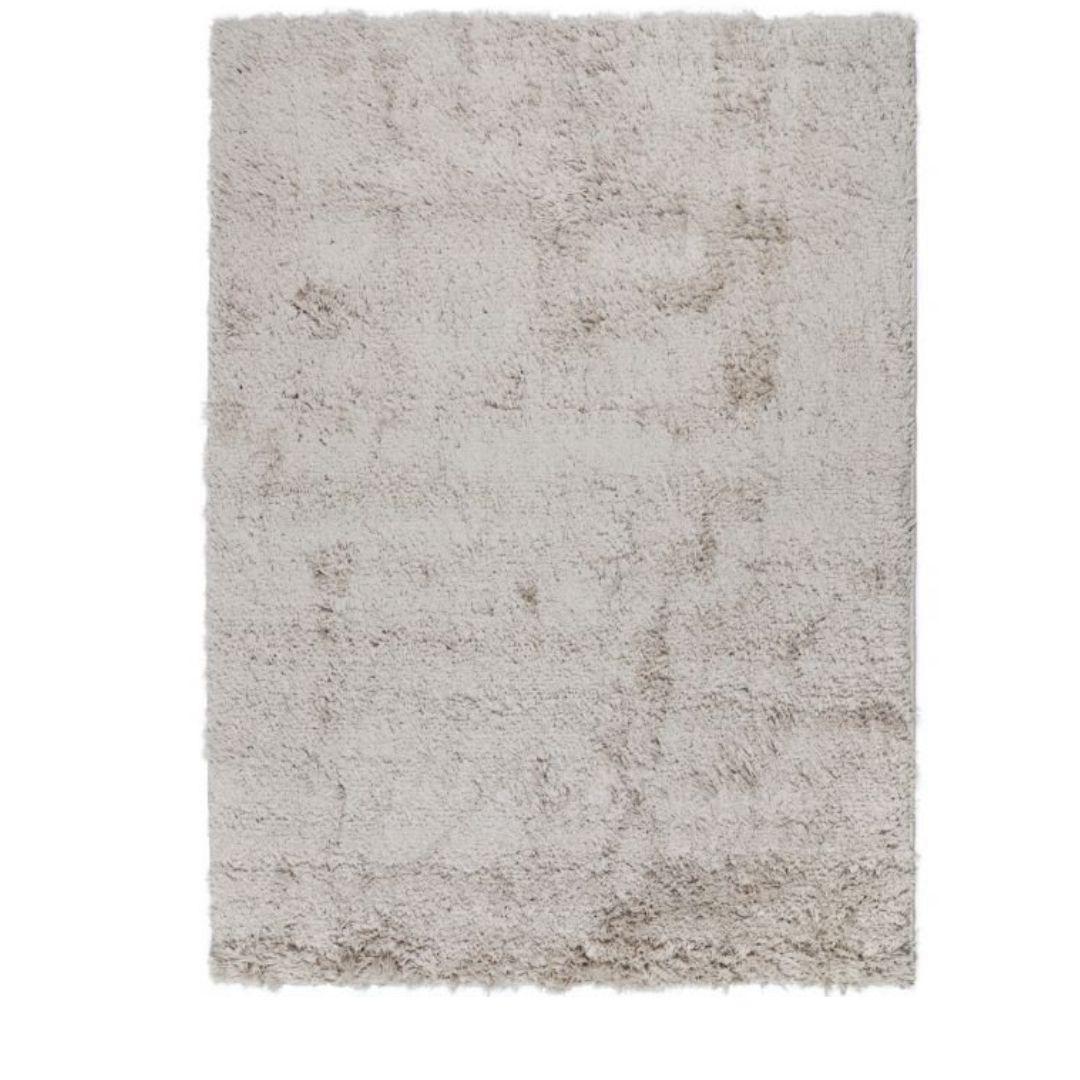 Shaggy Branco Areia 1,60 x2,20m