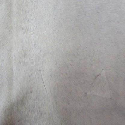 Tapete de Couro  Natural 1,90x2,00 Branco