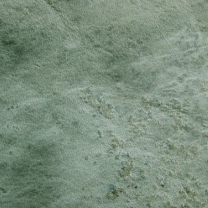Tapete de Couro  Natural 1,95x1,85m Verde Rústico sem Pelo