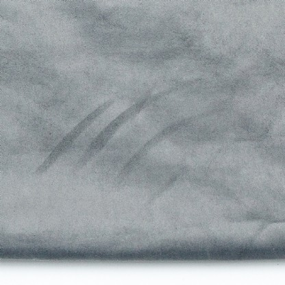 Tapete Importado Sintetico 0,90x1,50m Cinza e Branco formato 4 peles