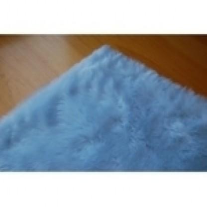 Tapete Importado Sintetico 1,00x1,50m Azul