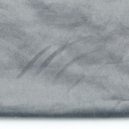 Tapete Importado Sintetico 1,50x1,80m Cinza formato 6 peles