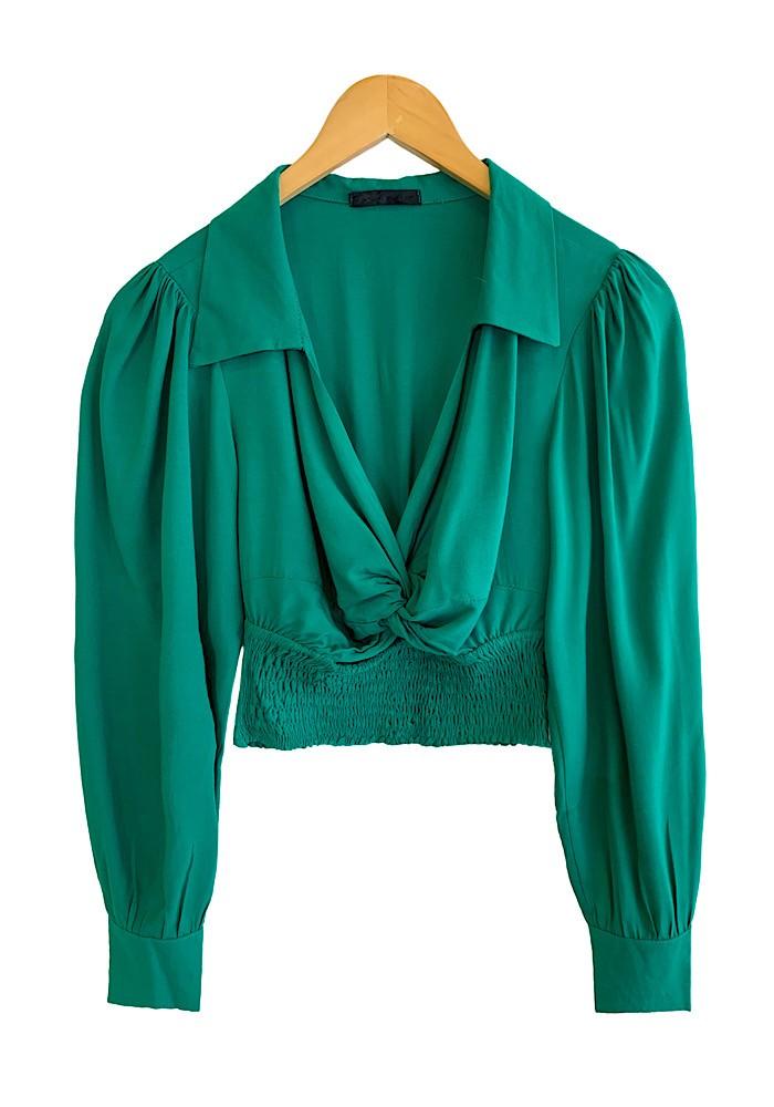 Blusa OLIVIA Verde