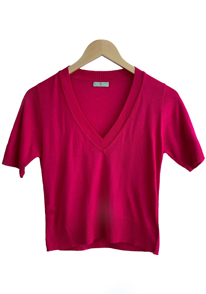 Blusa Tricô RAICA Pink