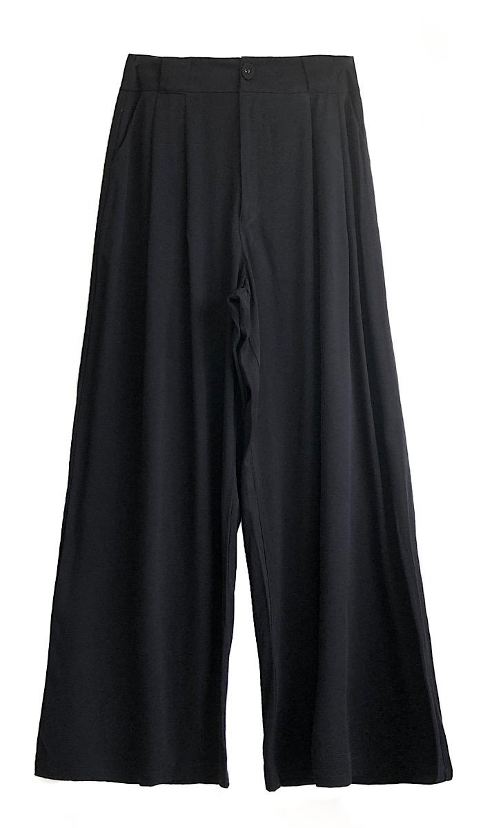 Calça Feminina Pantalona MARIANA Preta